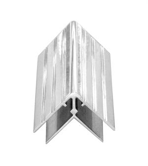 1 4 Inch Double Angle Aluminum Extrusion