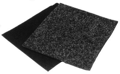 Gray Speaker Box Carpet