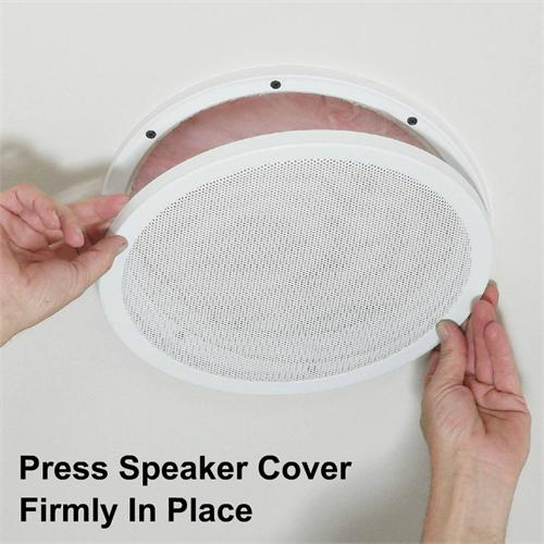 6 1 2 Round Home Theater Speaker Cover